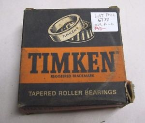 4535 Timken tapered roller bearing single cup