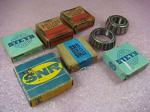 LOT 8 Bearings SNR STEYR SRO Pollard SKF