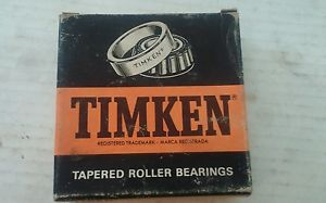Timken 3925 Bearing 1950s packaging. Still factory wrapped.