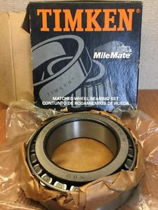 Timken SET401 Matched Wheel Bearing Set 580 – 572
