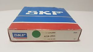 **NEW** SKF 6218 2RSJEM ,Single Row Ball Bearing ,6218-2RS1