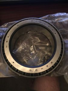 New TIMKEN Tapered Roller AXLE BEARING 52400