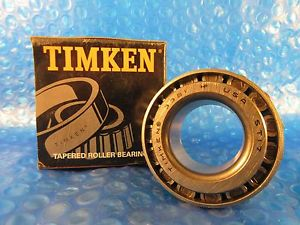"Timken 3381 Tapered Roller Bearing Single Cone 1 1/2"" Straight Bore; 1.1960"" W"