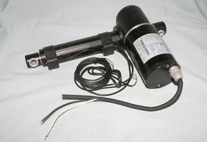 HIWIN Linear Actuator LAM-1SA1-100-12 100mm Stroke 12 VDC Fully Functional Used