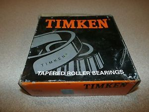 TIMKEN TAPERED ROLLER BEARING # 580