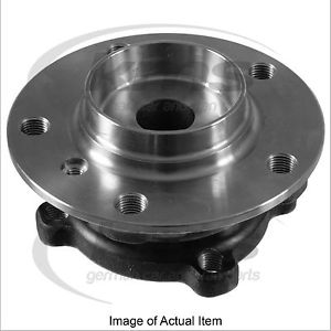 WHEEL HUB INC BEARING BMW 7 Series Saloon 730d E65 3.0L – 228 BHP Top German Qua