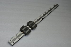 THK Linear Bearing LM GUIDE HRW21CA 730mm 1Rail 2Blocks NSK IKO CNC Router