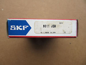 SKF 6011JEM Roller Bearing NEW!!! in Factory Box Free Shipping
