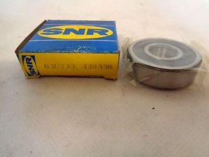 NEW SNR 6303 EE J30A50 SINGLE ROW BALL BEARING