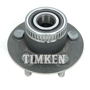 Wheel Bearing and Hub Assembly Rear TIMKEN 512133