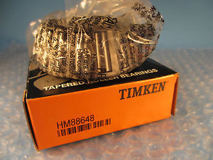 Timken HM88648, Tapered Roller Bearing Cone