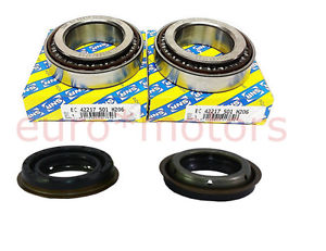 M32 Uprated Gearbox Differential Kegelrollenlager Bearing and Seal Rebuild Kit