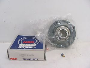 "NSK UCFC207-N-AV2S PILLOW BLOCK BEARING 1-3/8"" BORE NIB!!!"