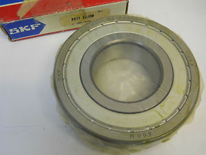 SKF 63112ZJEM SHIELDED ROLLER BEARING NEW CONDITION IN BOX