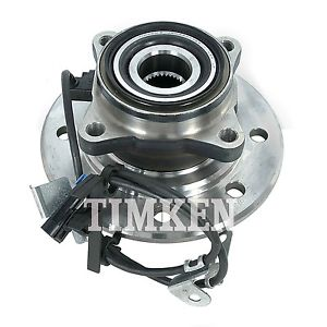 Wheel Bearing and Hub Assembly Front Left TIMKEN SP580303