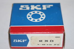 SKF Spherical Plain Bearing GE-35-ES * NEW *