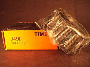 Timken 3490, Tapered Roller Bearing Cone