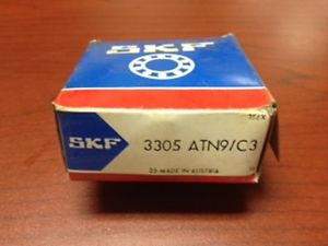 SKF 3305 ATN9/C3 New Bearing