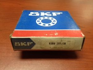 SKF 6309 2RSJEM New Bearing