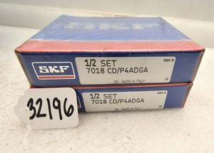 SKF 7018 CD/P4ADGA angular contact bearing (Inv.32196)