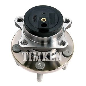 Wheel Bearing & Hub Assembly fits 2007-2008 Lincoln MKX TIMKEN