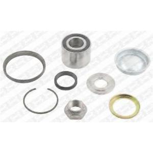 SNR Wheel Bearing Kit CITROËN C2 (JM_)1.6 VTS Hatchback 2005- 90Kw 122Hp 1587cc