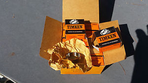 12 pieces NOS Timken L21511 Bearing Races