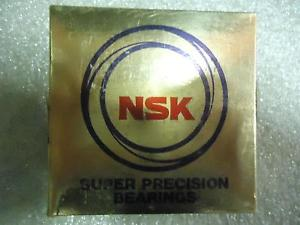 NSK SUPER PRECISION BEARING -7207CTYP5 NS7S- (NIB)