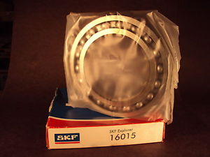 SKF 16015, Single Row Radial Bearing