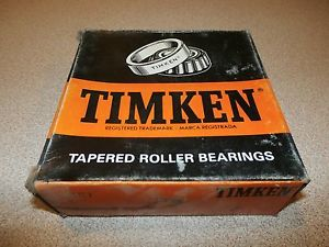 TIMKEN TAPERED ROLLER BEARING 581