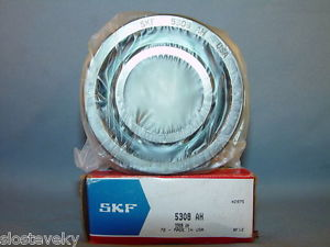 SKF 5308AH Double Row Ball Bearing ~ LOT OF 2 ~