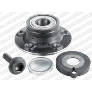 SNR Wheel Bearing Kit AUDI A4 (8K2, B8)1.8 TFSI Saloon 2011- 125Kw 170Hp 1798cc