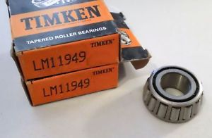 NEW TIMKEN LM11949 TAPERED ROLLER BEARING INNER CONE