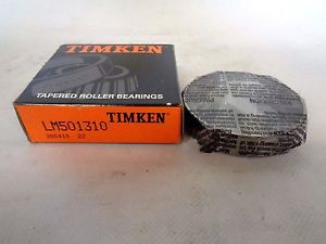 NEW TIMKEN LM501310 BEARING CUP