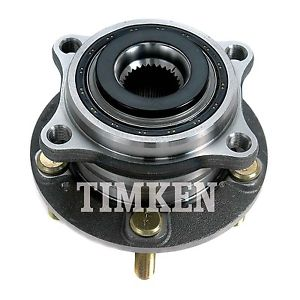 Wheel Bearing and Hub Assembly Front/Rear TIMKEN 513266