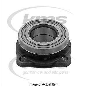 WHEEL BEARING BMW 5 Series Saloon 525d F10 2.0L – 215 BHP Top German Quality