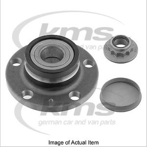 WHEEL HUB INC BEARING VW Polo Hatchback SDi MK 4 9N (2002-2005) 1.9L – 63 BHP To