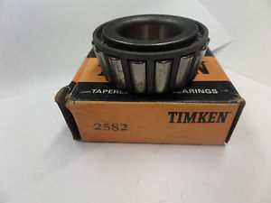 Timken Tapered Roller Bearing Cone 2582 New
