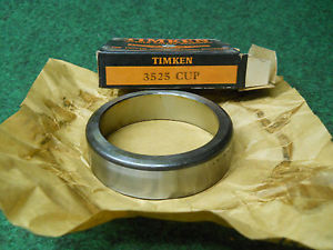 Timken 3525 Cup Bearing Old Stock Ball Bearings