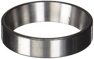 """Timken 25520 Tapered Roller Bearing Outer Race Cup, Steel, Inch, 3.265"""" Outer"""