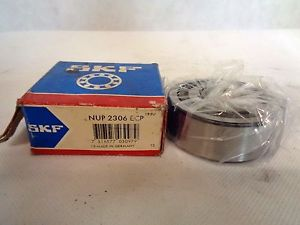 NEW SKF NUP 2306 ECP CYLINDRICAL ROLLER BEARING