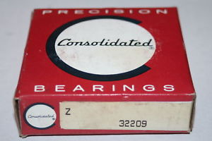 Consolidated 32209 Tapered Assembled Bearing * NEW *