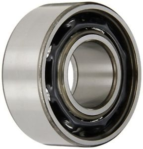 SKF 3309 A/C3 Double Row Ball Bearing, Converging Angle Design, 32° Contact
