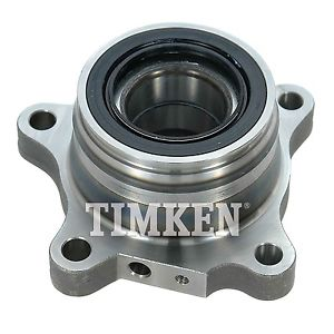 Wheel Bearing Assembly Rear Left TIMKEN HA594246