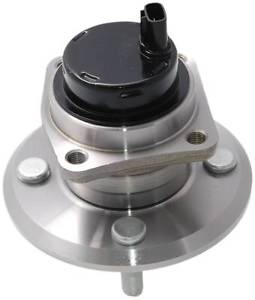 Rear wheel hub same as Meyle 30-14 752 0004