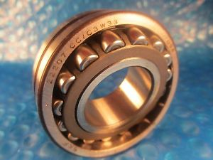 SKF 22207 CCJ C3 W33, Spherical Radial Bearing