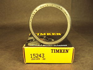 Timken 15243 Tapered Roller Bearing Cup