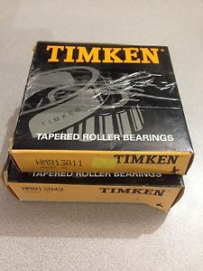 NEW TIMKEN TAPERED ROLLER BEARING HM813849 WITH BEARING RACE HM81311