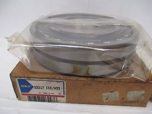 NEW SKF SPHERICAL ROLLER BEARING 22217 CCK/W33 22217CCKW33