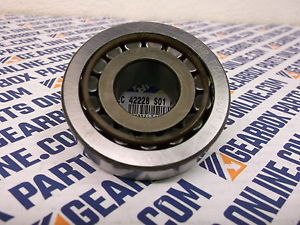 1 x SNR O.E. gearbox bearing, EC.42228.S01.H206, Replaces NP868033/NP666556